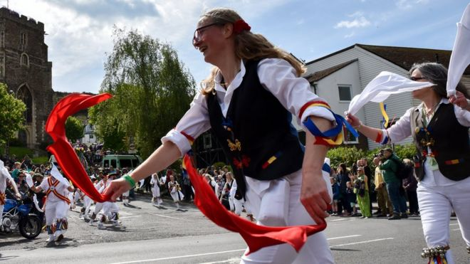 May Bank Holiday 2020: Morris dancers protest over move