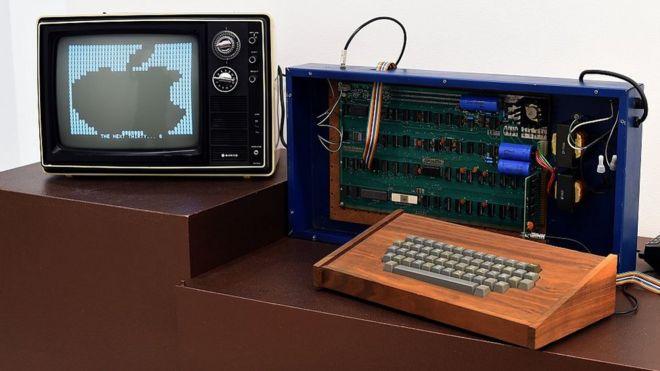 9270f943a06 Apple-I: cómo era el primer modelo de computadora fabricado por ...