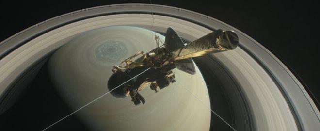Satürn'ün gizemi çözülecek mi?
