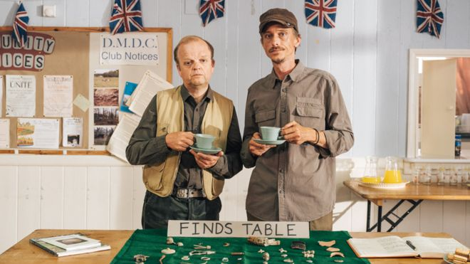 Detectorists: Mackenzie Crook says Suffolk the perfect setting for