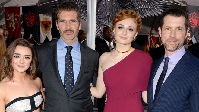 Netflix wins 'bidding war' for Game of Thrones creators