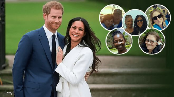 31f8975503a45 Royal wedding 2018: Fans travel across the globe to join 'a real ...