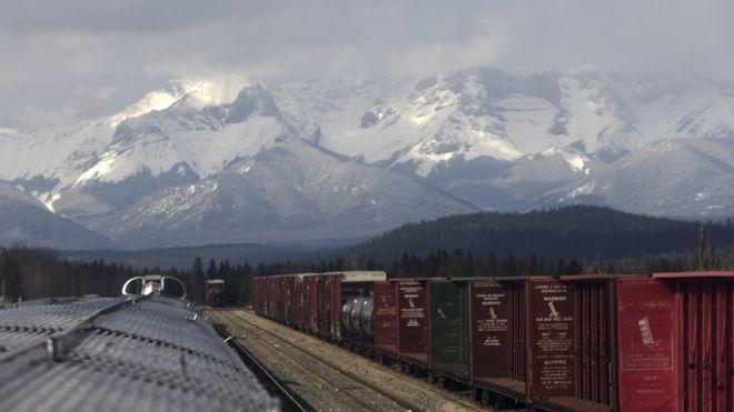 CN's Via rail