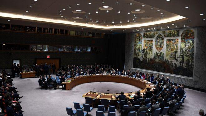 朝鲜半岛是战是和?安理会会议激辩