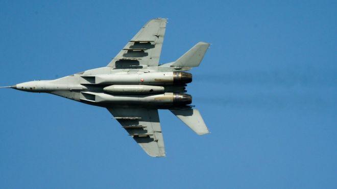 Истребитель МиГ-29 (архивное фото)