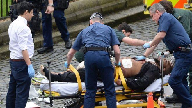 London attack: Khalid Masood identified as killer - BBC News