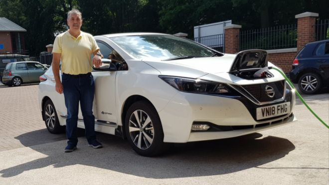 Electric Car Buyers Claim They Were Misled By Nissan Bbc News