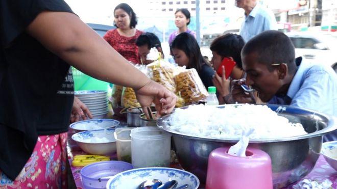 谈谈缅甸食品安全性