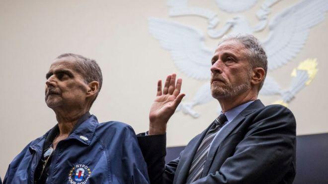 Luis Alvarez, militante da polícia pela compensação do 11 de setembro, morre