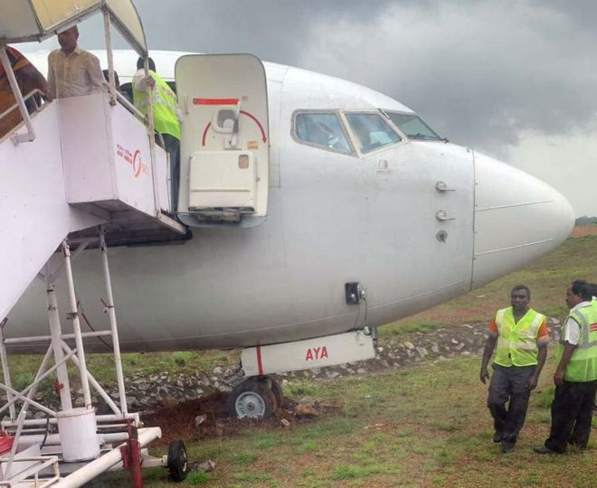 Mangalore: Inquiry ordered after India plane skids off