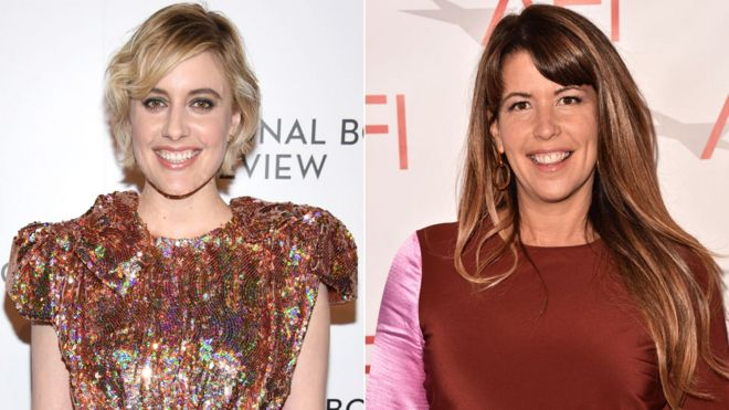Greta Gerwig and Patty Jenkins