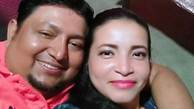 Silvia Guzmán y Félix Merchán