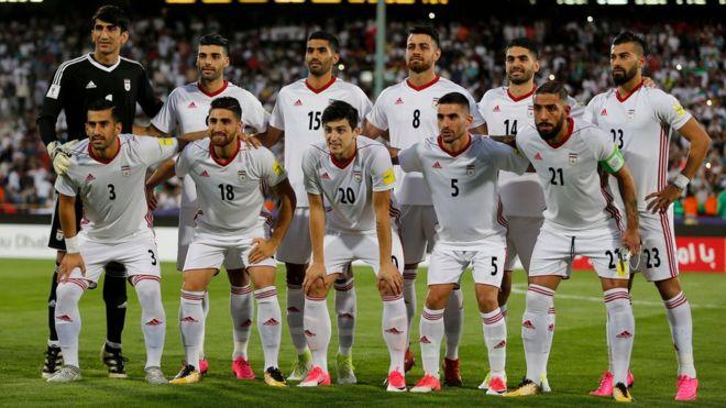 جام جهانی ۲۰۱۸ روسیه؛ نمایه تیم ایران