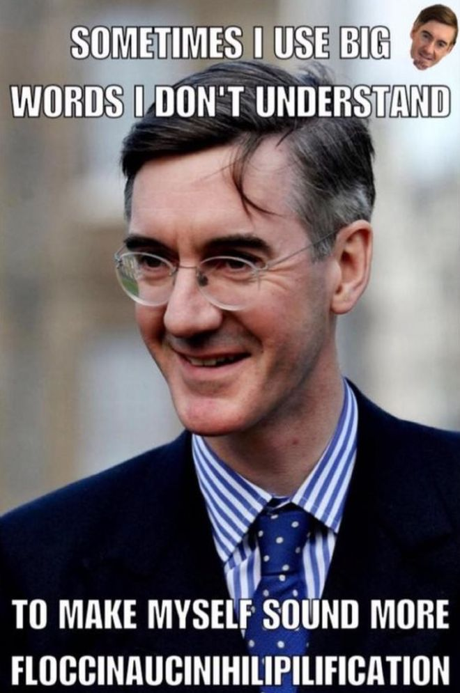 Jacob Rees Mogg The Conservative Mp Who S An Unlikely Social