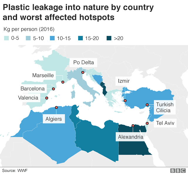_107288428_plastics_map_640-nc - Mediterranean plastic pollution hotspots highlighted in report - World Daily News