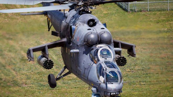 Trực thăng vũ trang