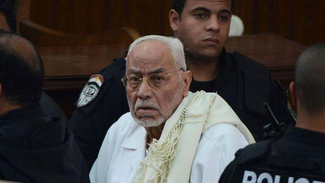 د اخوان المسلمین پخوانی مشر په زندان کې مړ شو