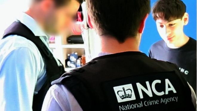 NCA: 'Double our budget to fight organised crime' - BBC News