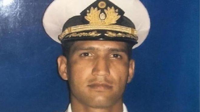 Venezuela Crisis Outrage Over Navy Captain S Death In
