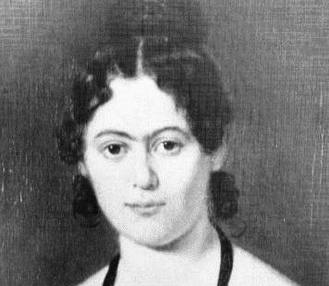 Retrato de Johanna Bertha Julie von Westphalen