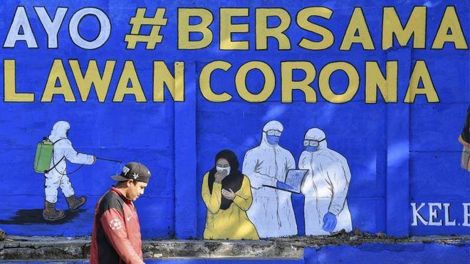 Virus Corona Di Indonesia Kapan Puncak Pandemi Akan Terjadi Setelah Penerapan New Normal Bbc News Indonesia