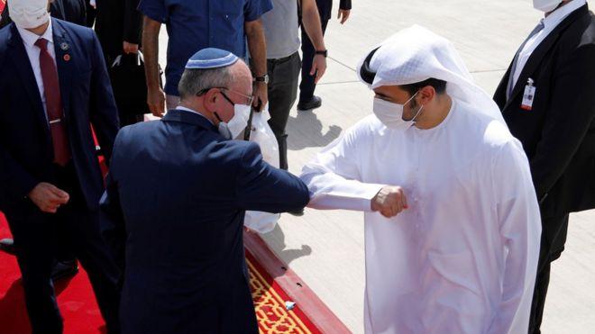 وتيرة التطبيع بين إسرائيل والإمارات تتسارع.