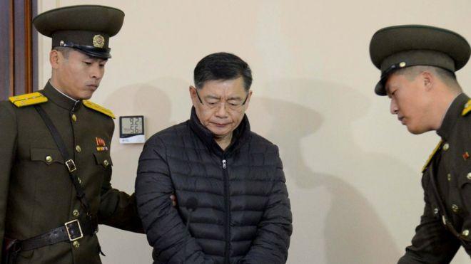 Власти Северной Кореи освободили канадского пастора