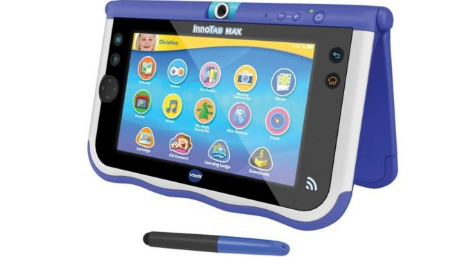 Brilliant Vtech Flags Tablet Flaw After Bbc Watchdog Probe Bbc News Home Remodeling Inspirations Genioncuboardxyz