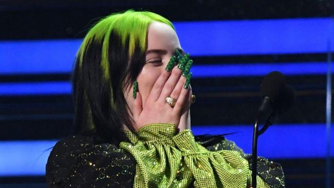 بیلی آیلیش برنده جوایز موسیقی گرمی ۲۰۲۰ شد