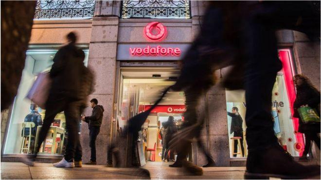 Vodafone stoe