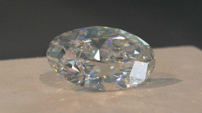 102-carat diamond