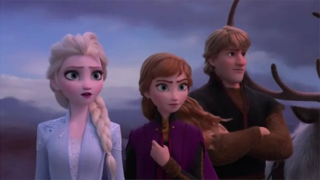 Frozen 2: Five questions from the trailer we just can't let go - BBC