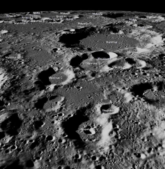 Chandrayaan-2: NASA says record lander landed hard, pictures revealed