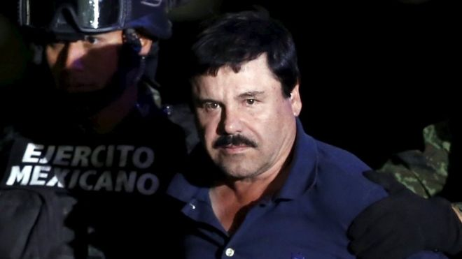 El Chapo guilty of all charges