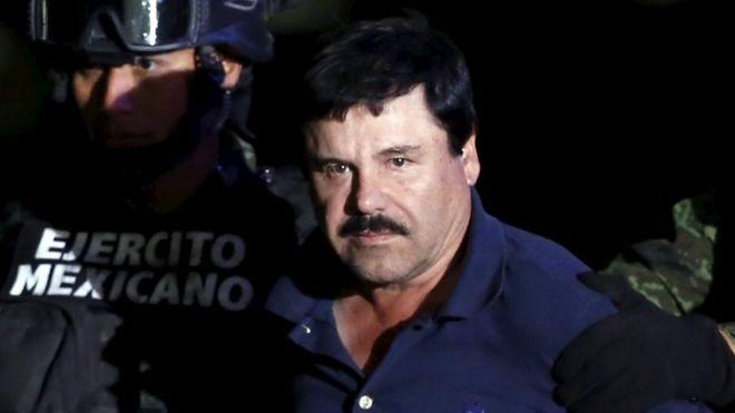 155 тонн кокаина. Наркобарона Эль Чапо признали виновным на суде в США