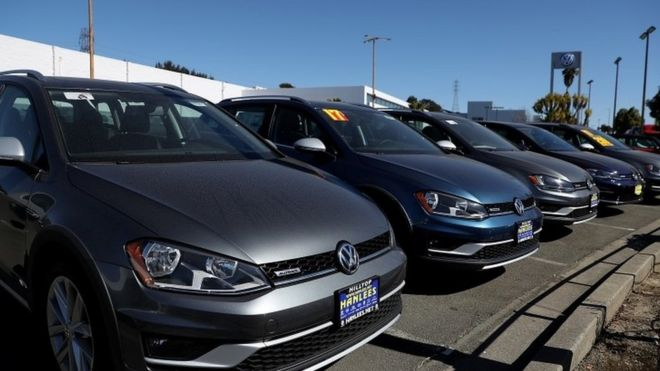 فولکس واگن آلمان یکی از محبوبترین خودروها در بازار آمریکاست