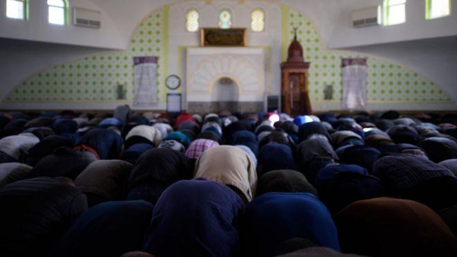Мечеть в Австрии