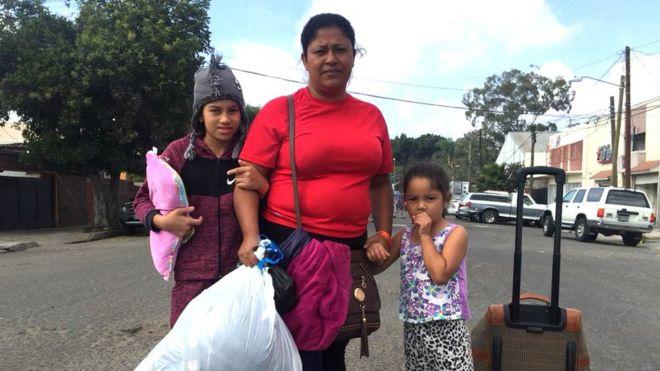 eb350e719b6d Caravana de migrantes en Tijuana: