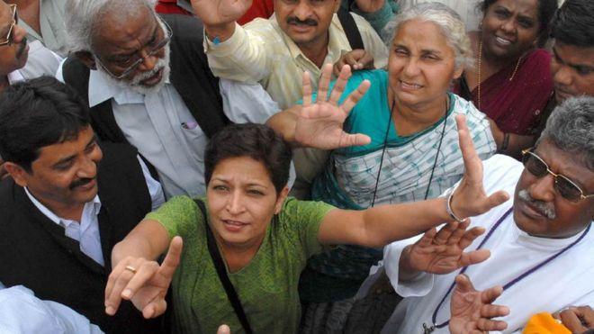 Gauri Lankesh: Murdered Indian journalist in her own words