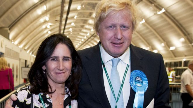 Boris Johnson and wife Marina Wheeler to get divorced - BBC News