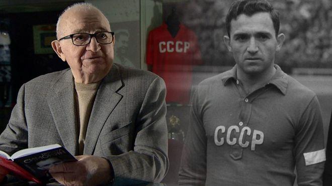 Никита Симонян в 2018 и 1958 году