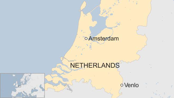 Venlo WW2 explosive: Don\'t lie down on bombs, Dutch warned ...