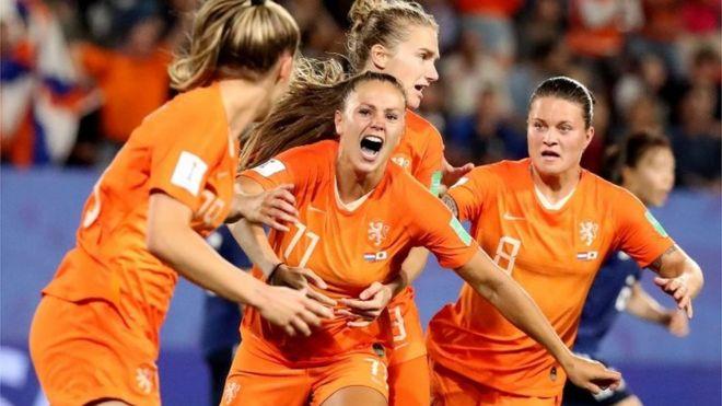 Mundial femenino Francia 2019: así quedan los cruces de los ...