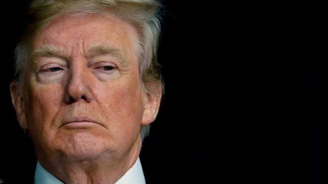 President Trump was accused of abuse of power and obstruction of Congress