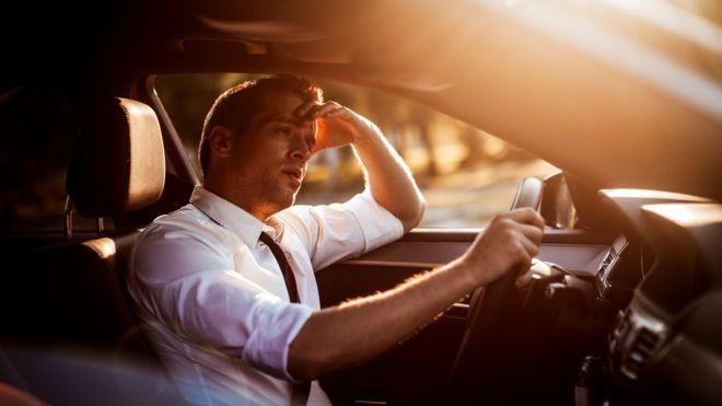 """Пробки и длинные очереди - это как раз то, когда вы скажете """"сё га най"""", ничего не поделаешь"""