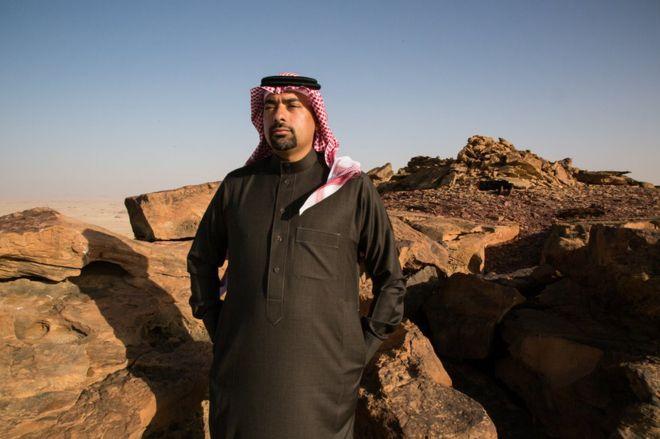 Амр Алмадані співпрацює з Королівською комісією з вивчення Аль-Ула