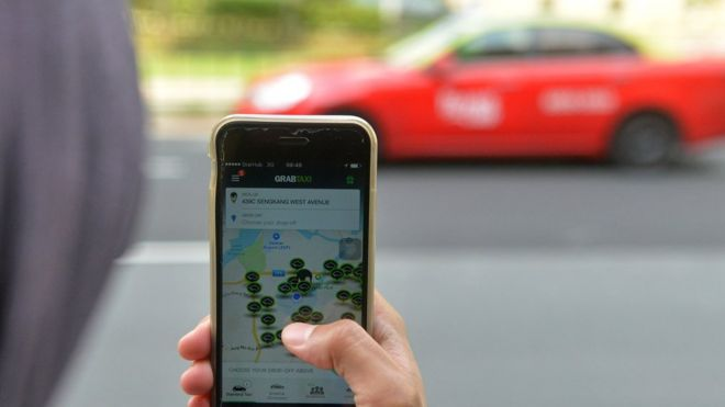 Image result for Ride-hailing apps hacked to increase fares
