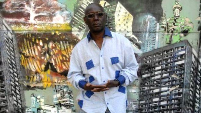 L'écrivain et journaliste Boubacar Boris Diop