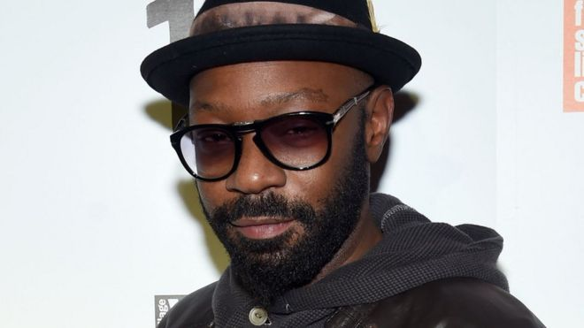 True Blood Star Nelsan Ellis Dies Aged 39 Bbc News