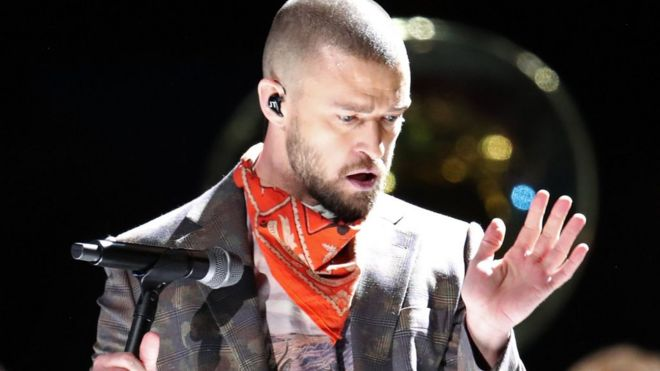 What s behind the Justin Timberlake backlash  - BBC News 8609cce26